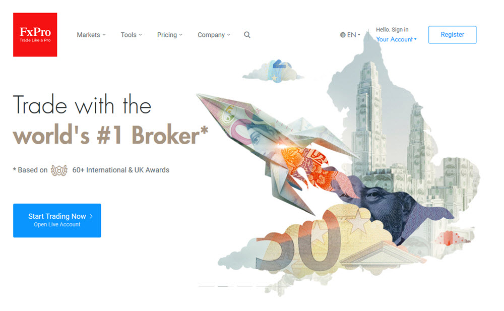 FXPro - liteforextrading com